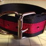 2 in black dark red